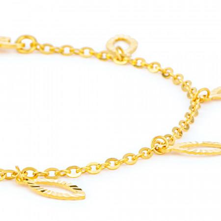 22ct Gold Bracelet 32926