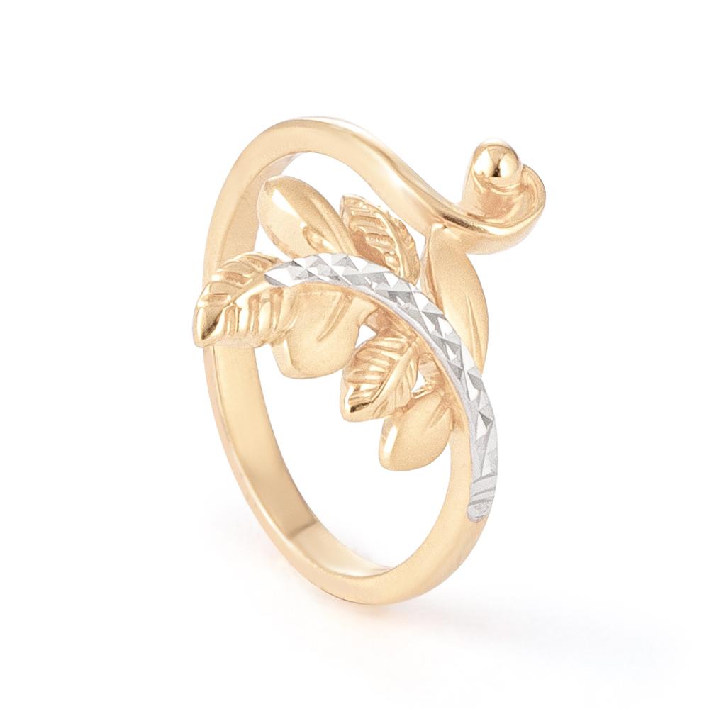 22ct Gold Women's Ring 34091-1