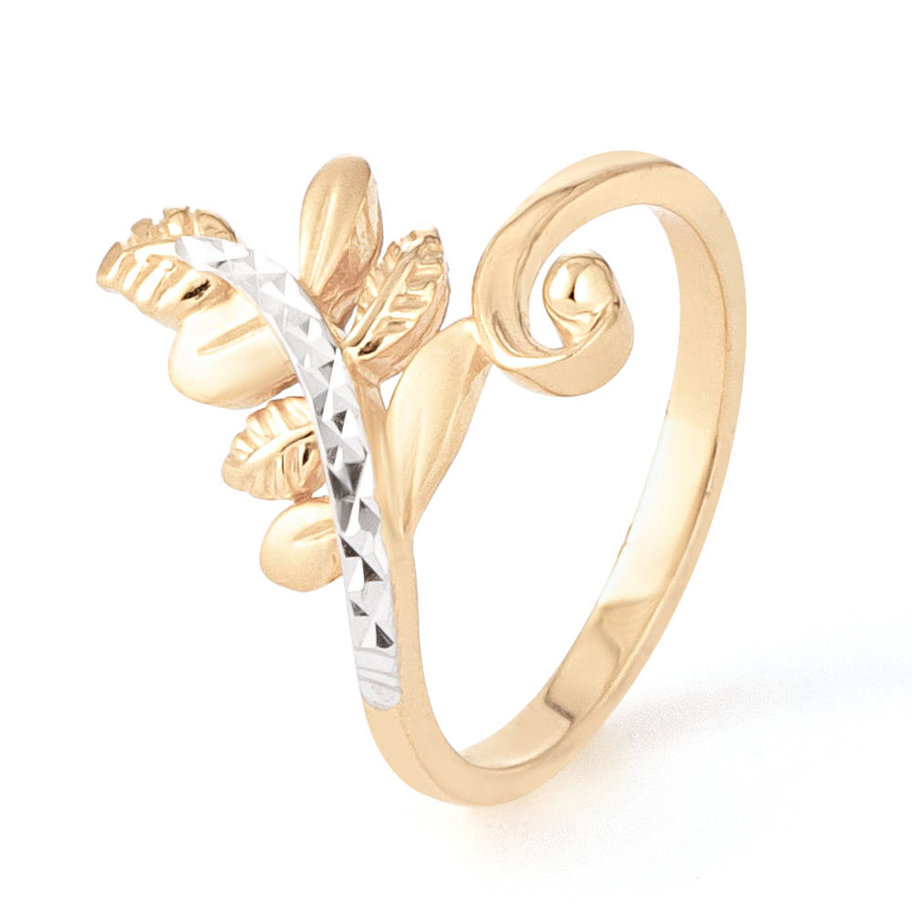 22ct Gold Women's Ring 34091-2