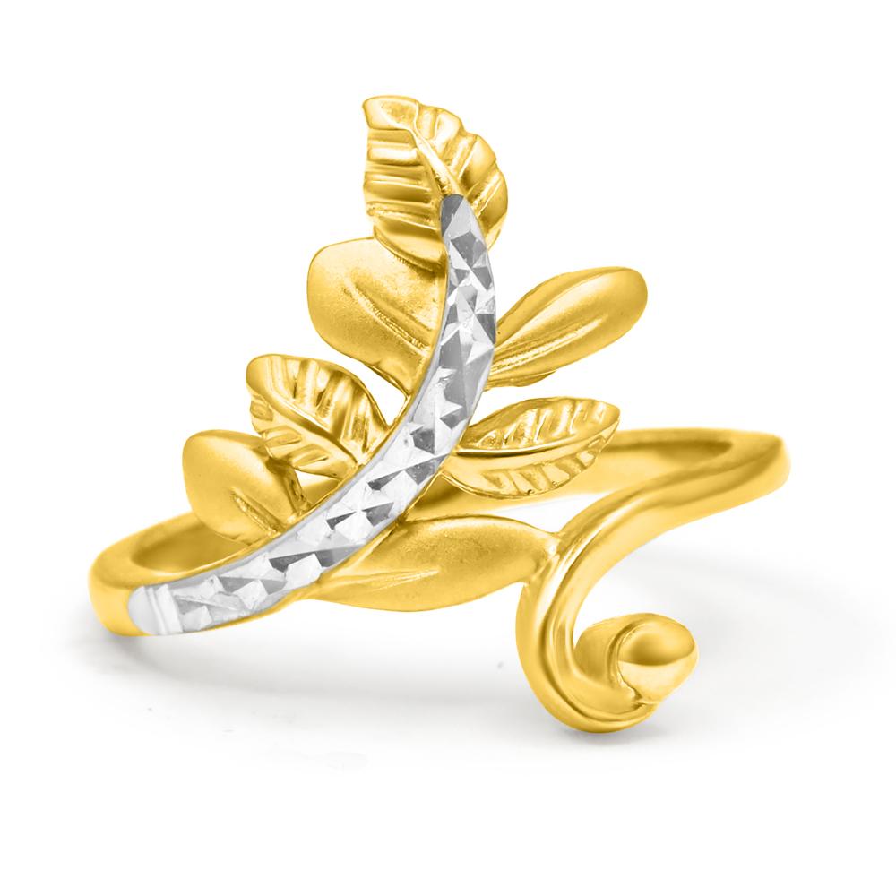 22ct Gold Ladies Ring 34091_2