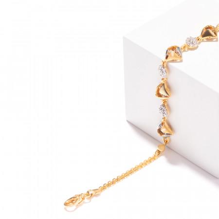 22ct Gold Women's Bracelet