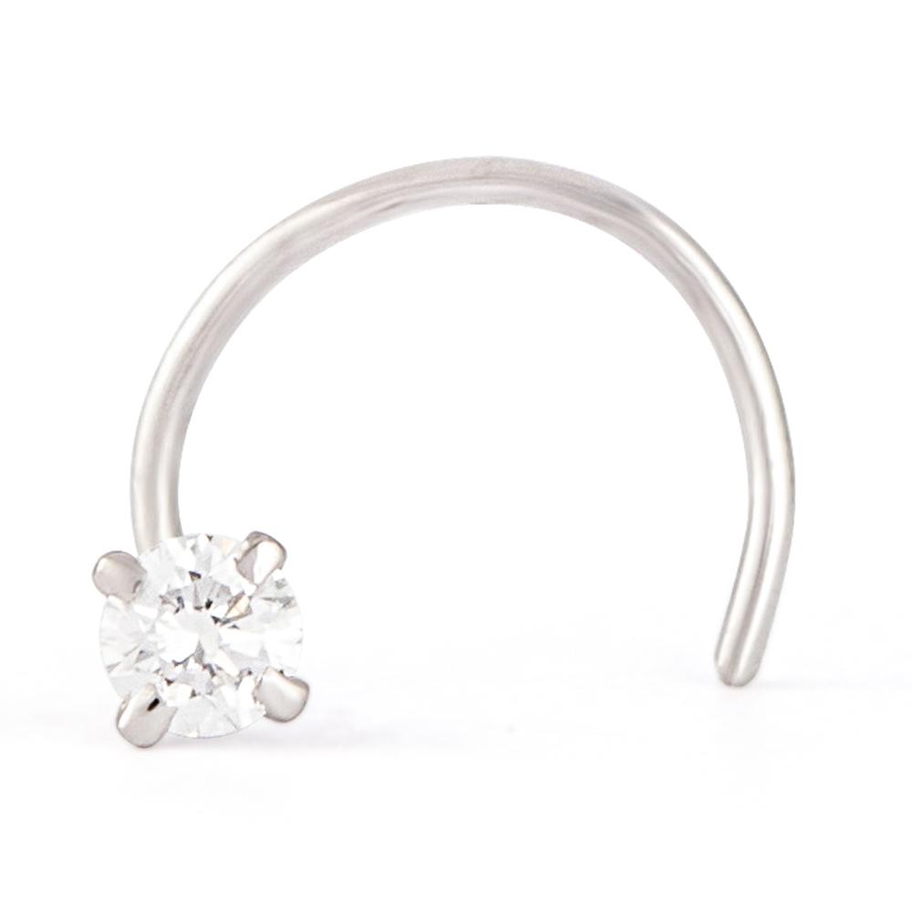 Diamond Nose Pin 34155_1