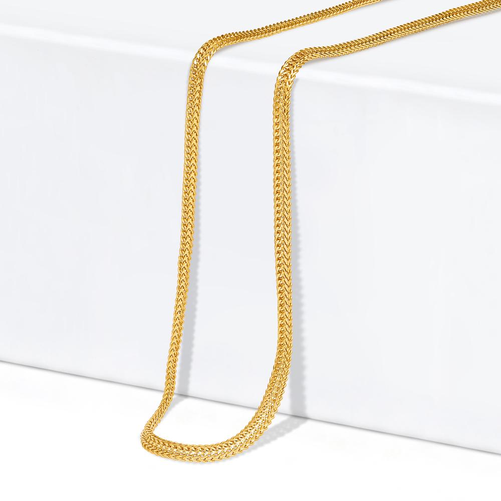 22ct Gold Fancy Chain 34180-1
