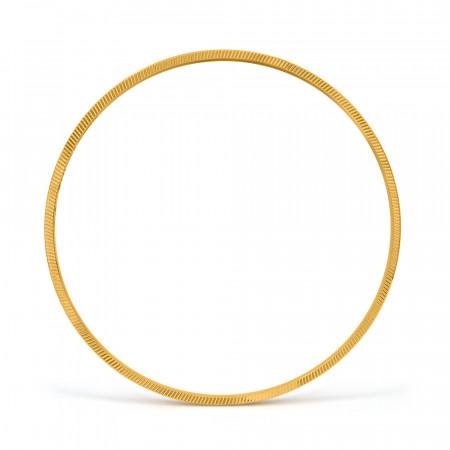 22ct Gold Bangle 34207