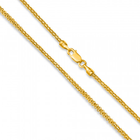 22ct Gold Link Chain 34243-2