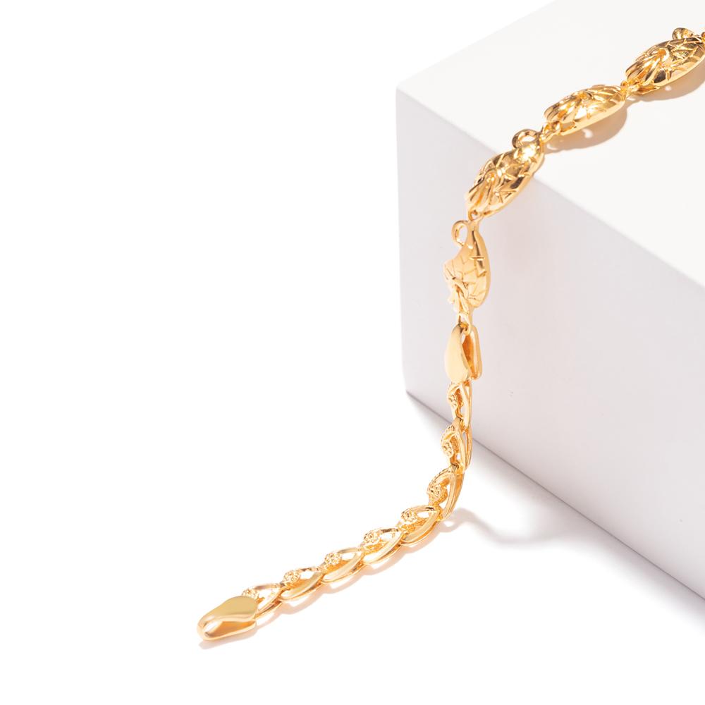 22ct Gold Ladies Bracelet