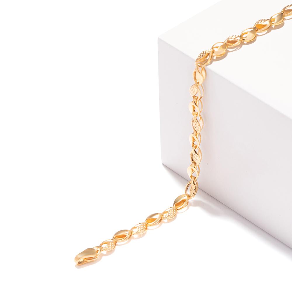 22ct Gold Women Bracelet UK