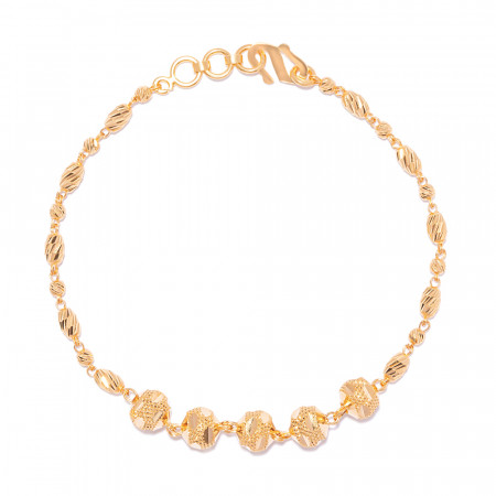22ct Gold Bracelet for Ladies