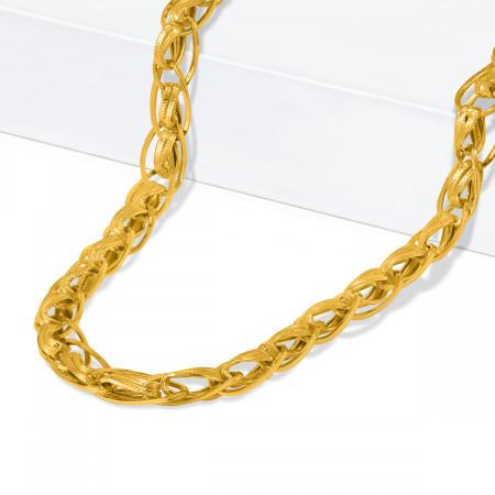 22ct Gold Fancy Chain 34326-2