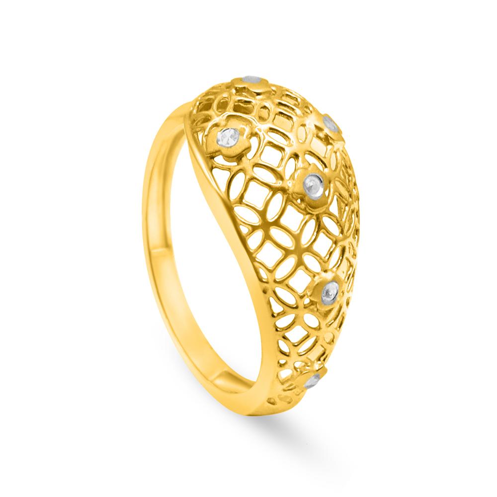 22ct Gold Women' s Ring 33192_4