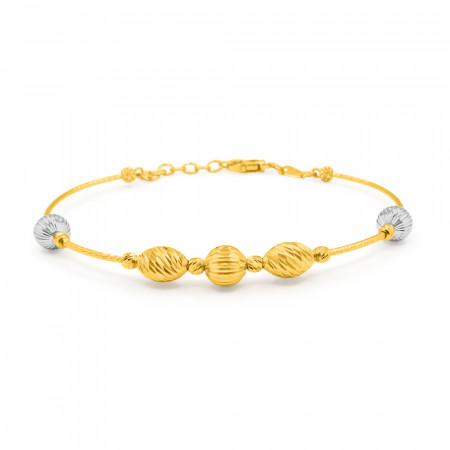 22ct Gold Bracelet 33677_1