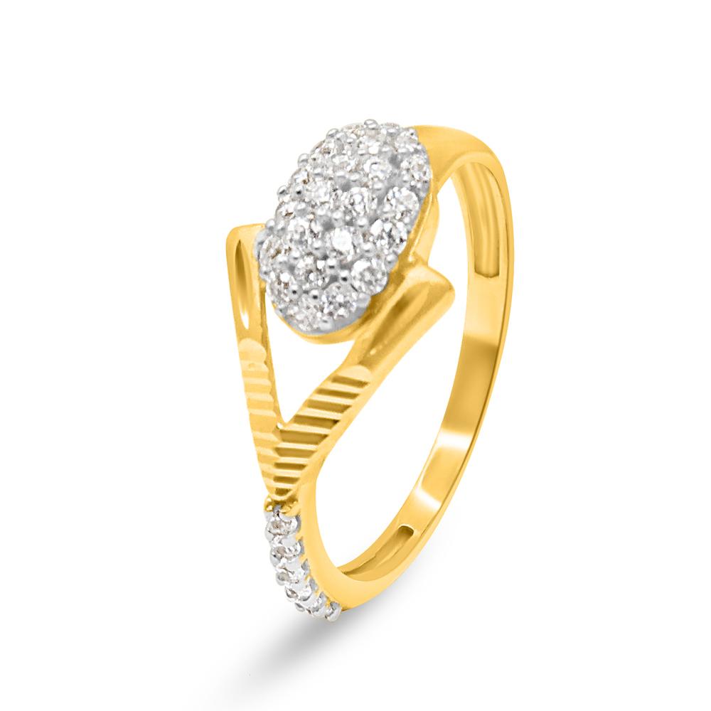 22ct Gold Ladies Ring 34068_5