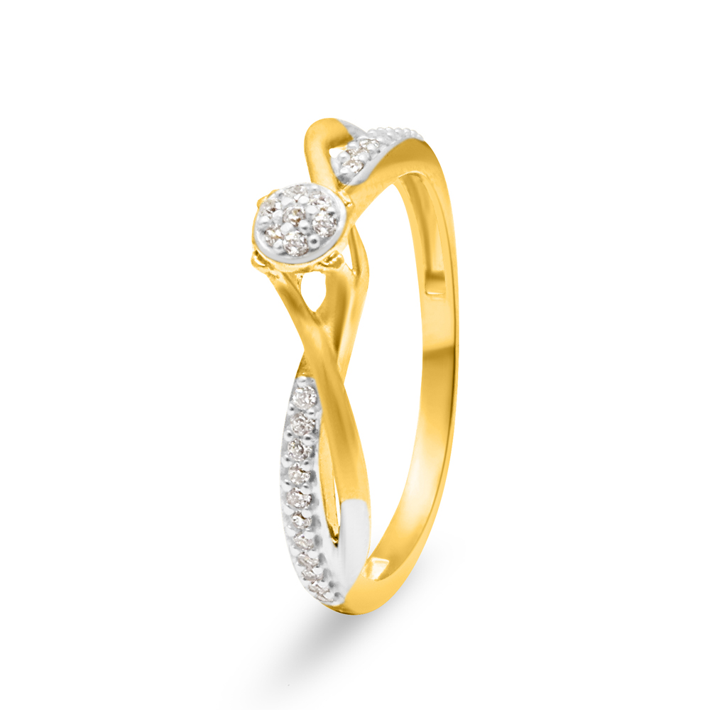 22ct Gold Women's Ring 34078_5