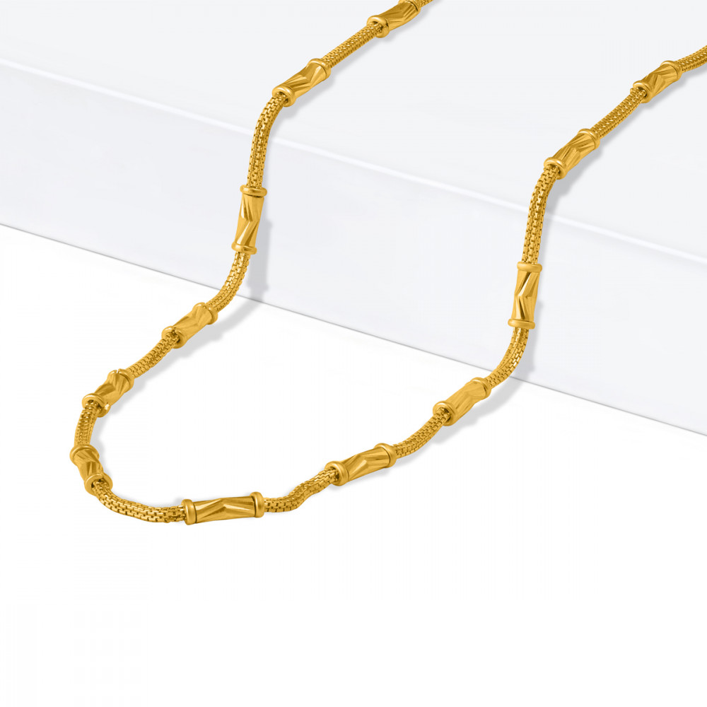 22ct Gold Choker Chain 31130-1