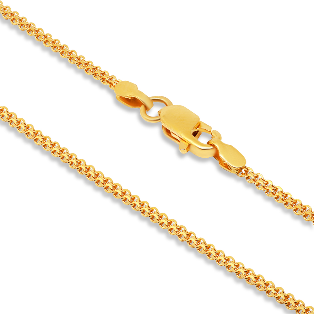 22ct Gold Link Chain 31800-1