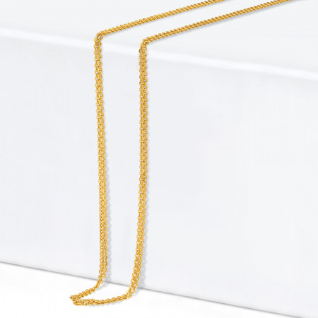 22ct Gold Link Chain 31800-2
