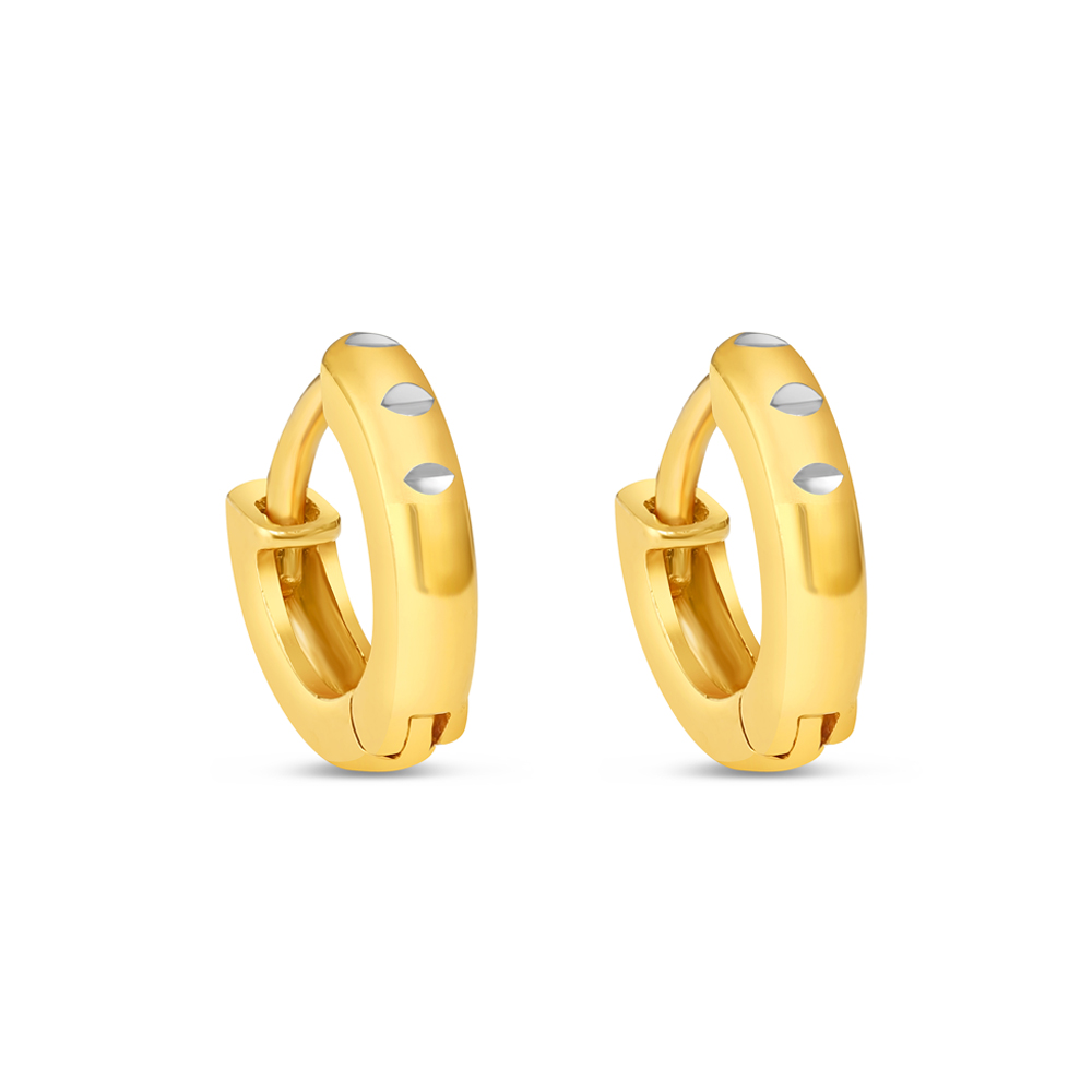 22ct Gold Earring 33244-1