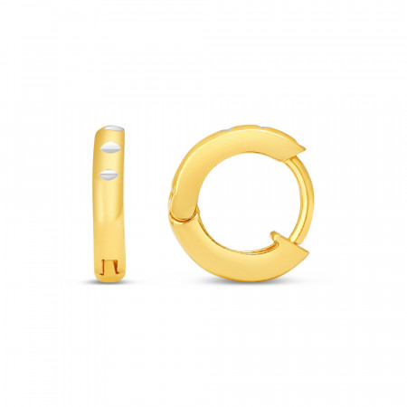 22ct Gold Earring 33244-2