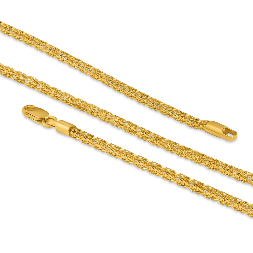 22ct Gold Chain 33426-1