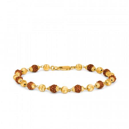 22ct Gold Bracelet 33651