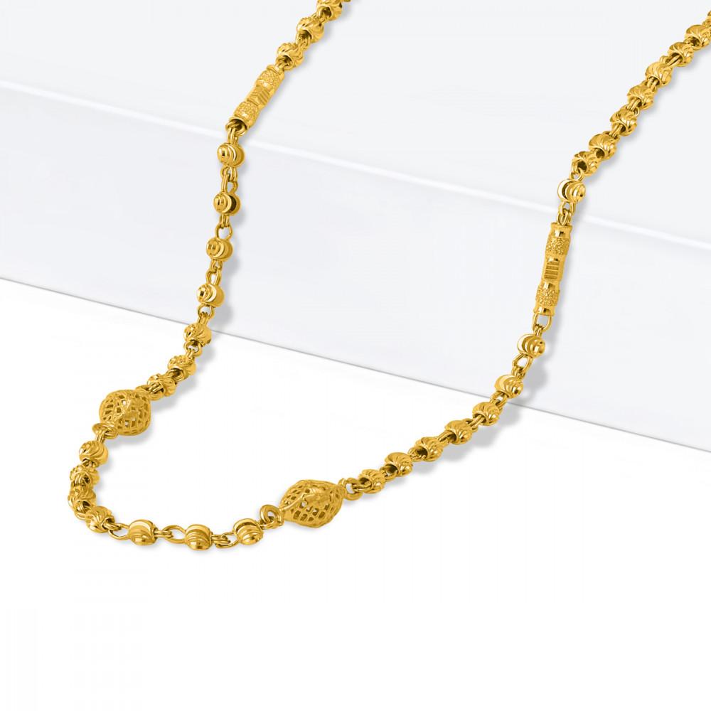 22ct Gold Mala 33672-1