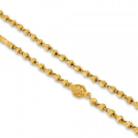 22ct Gold Mala 33672-2
