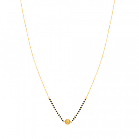 22ct Gold Mangalsutra 33719-