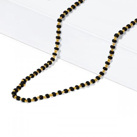 22ct Gold Mangalsutra Chain 34172-2