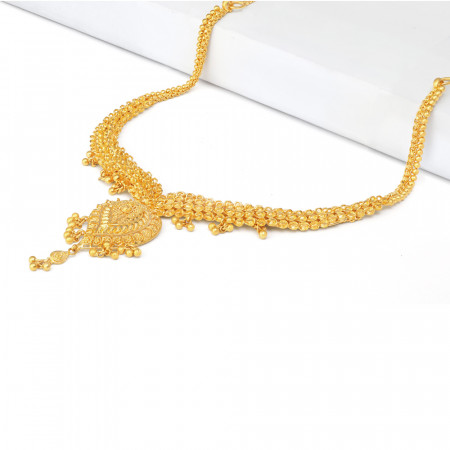 22 carat Gold Necklace 34293-1
