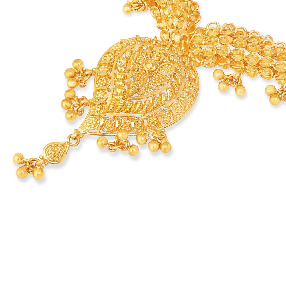 22 carat Gold Necklace 34293-2