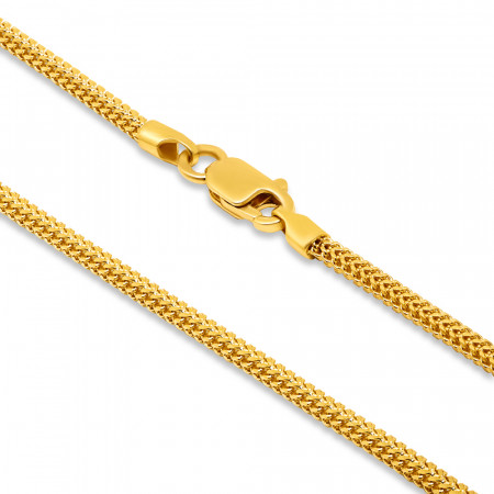 22ct Gold Foxtail Chain 34341-2