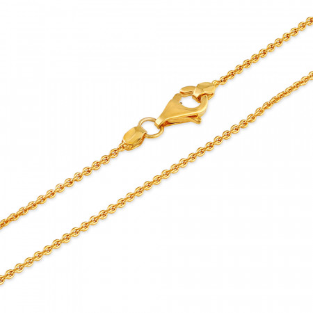 22ct Gold Link Chain 34362-2