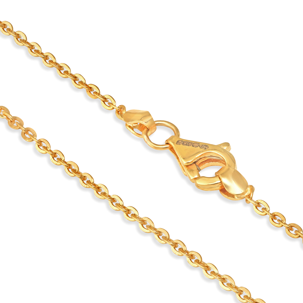 22ct Gold Link Chain 34363-2