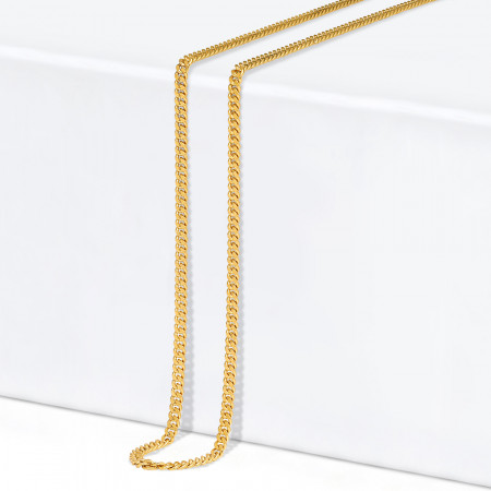 22ct Gold Chain 34370-1