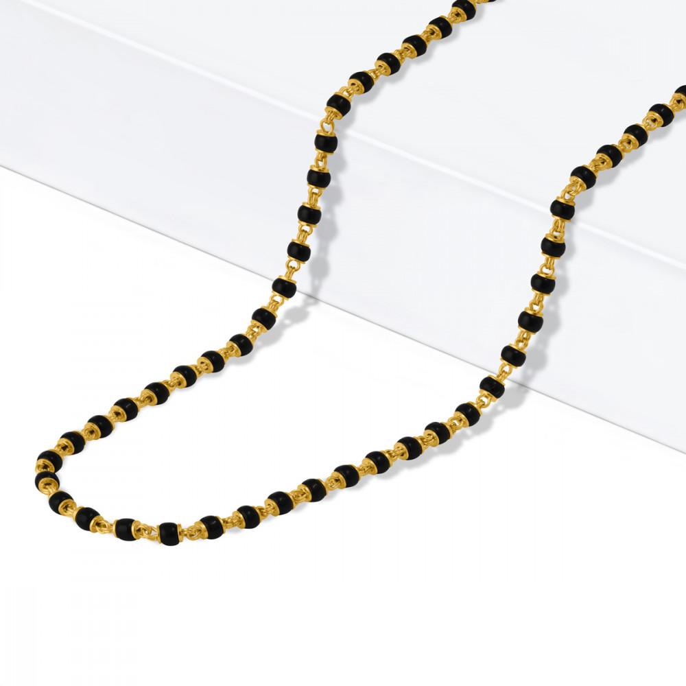 22ct Gold Mangalsutra Chain 34375-2