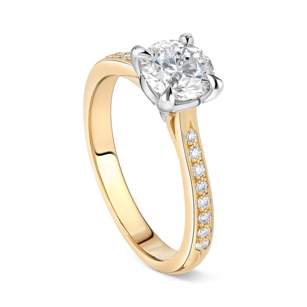 Lotus Ring 34385 D,34382 R