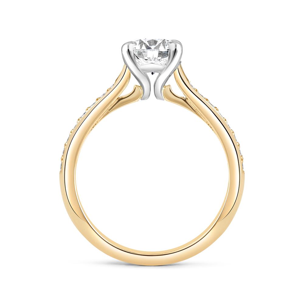 Lotus Ring 34385 D,34382 R_3