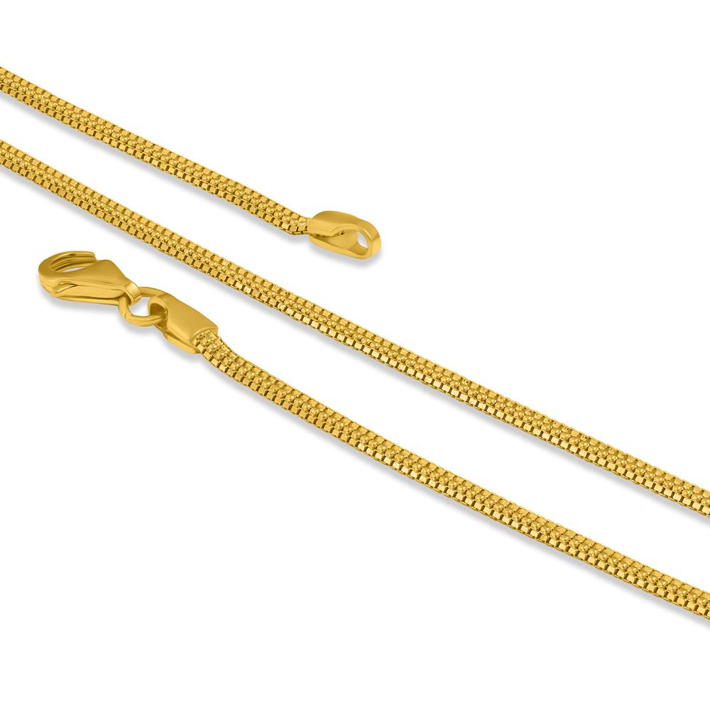 22ct Gold Fancy Chain 34386-1