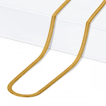 22ct Gold Fancy Chain 34386-2