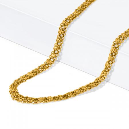 22ct Gold Chain 34387-2