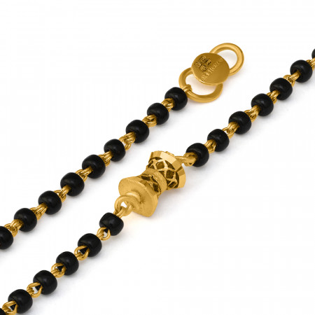 22ct Gold Bracelet 34403-2
