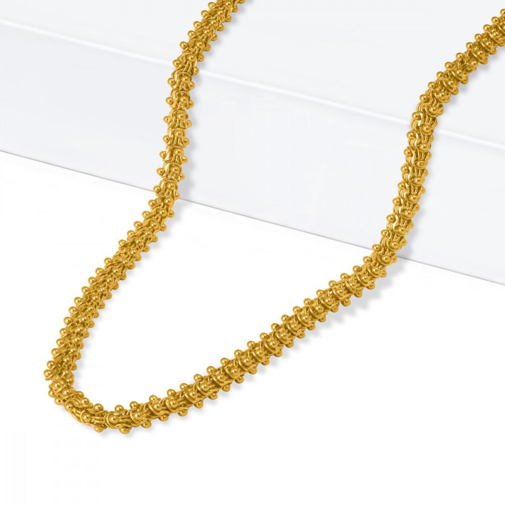 22ct Gold Fancy Chain 34519-2