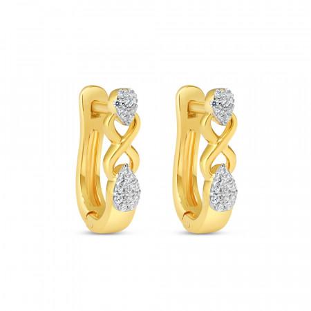 22kt Gold Earring – 34636