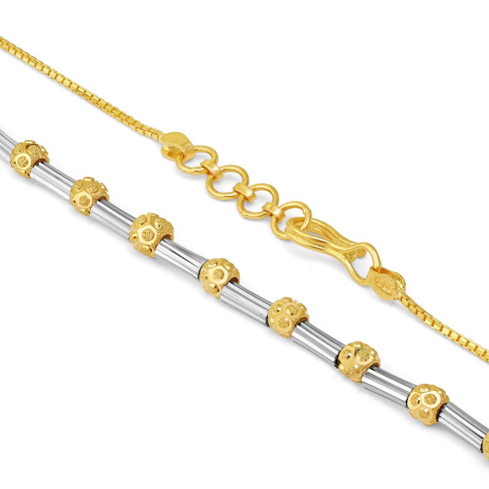 22ct Gold Necklace 34730-2