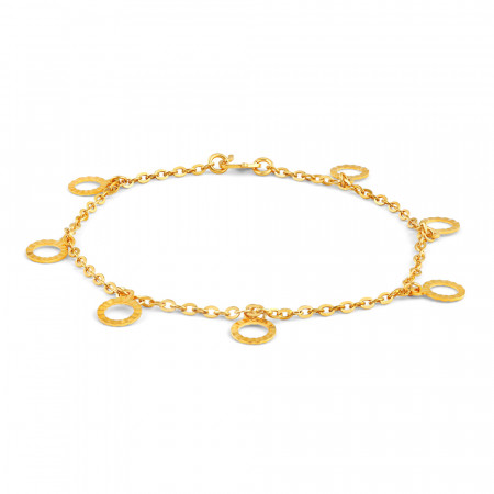 22ct Gold Bracelet 32923-2