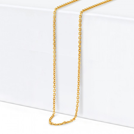 22ct Gold Link Chain 34350-1
