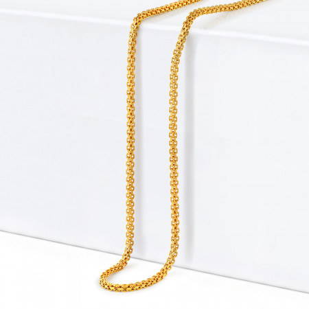 22ct Gold Chain 34368-1