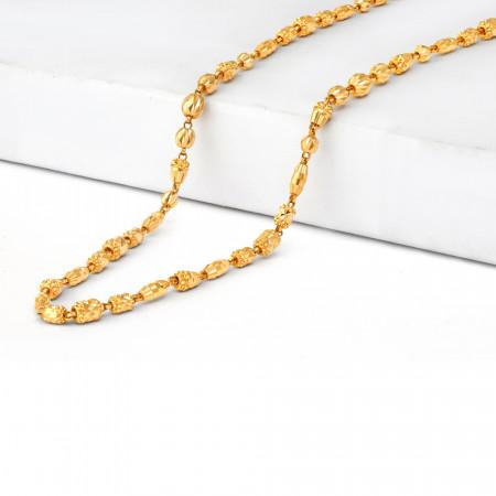 22ct Gold Choker 34409-1