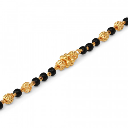 22ct Gold Baby Bracelet 34675-1