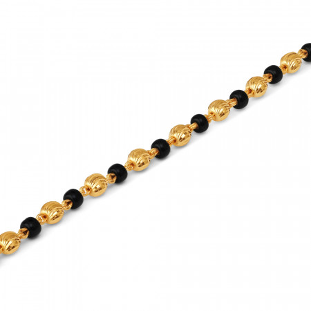 22ct Gold Bracelet 34676-1